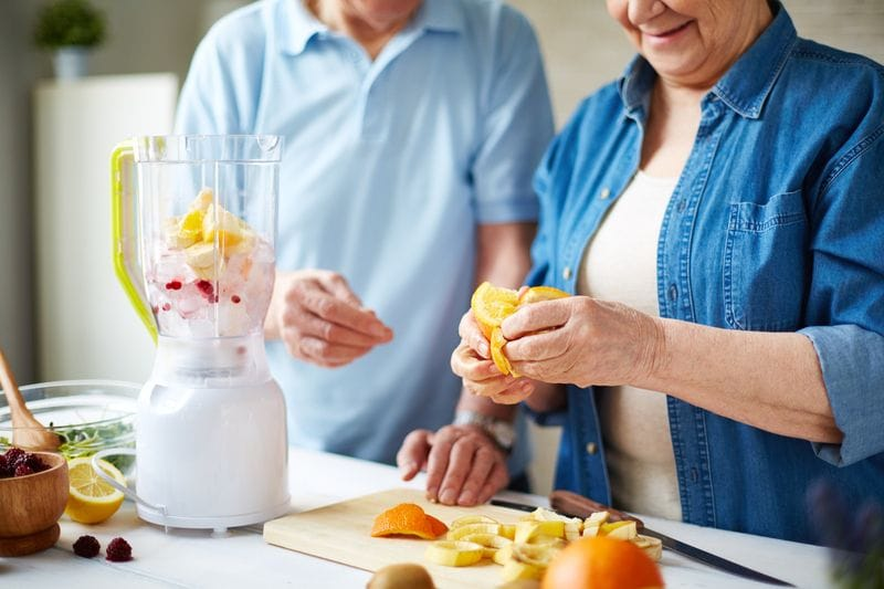 Healthy Smoothies for Seniors