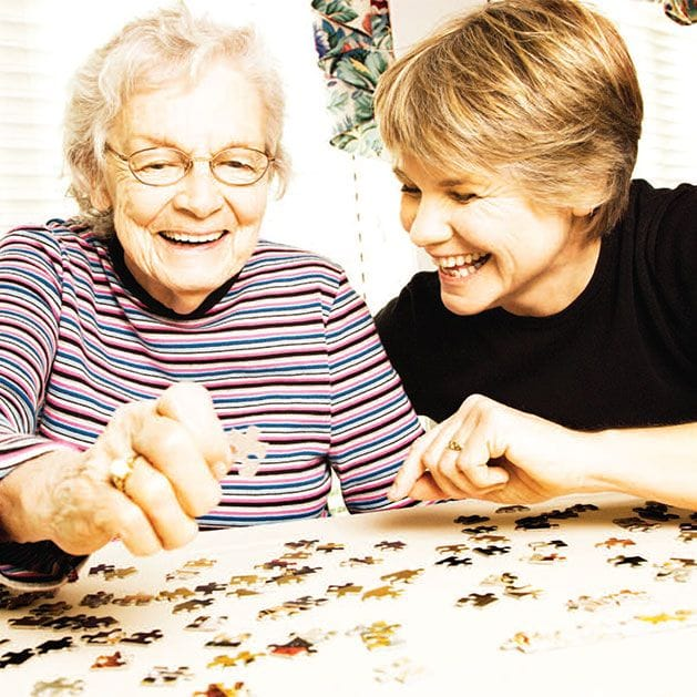 Alzheimer's and Dementia Care   Home Care Assistance Toronto/York Region