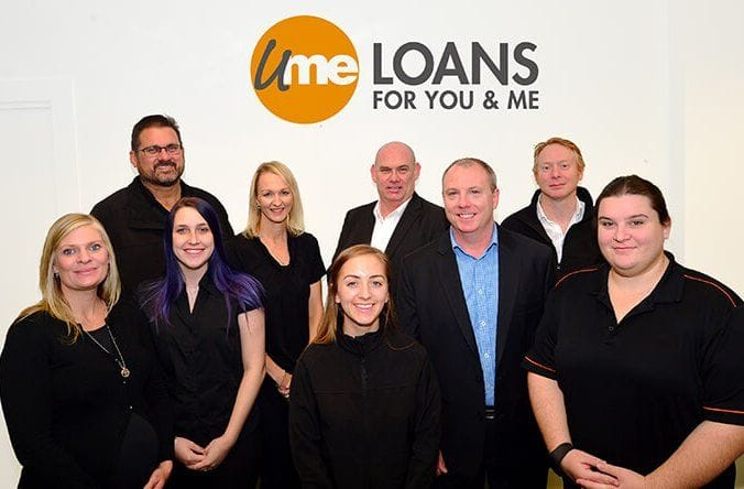 Ume Loans Group Photo