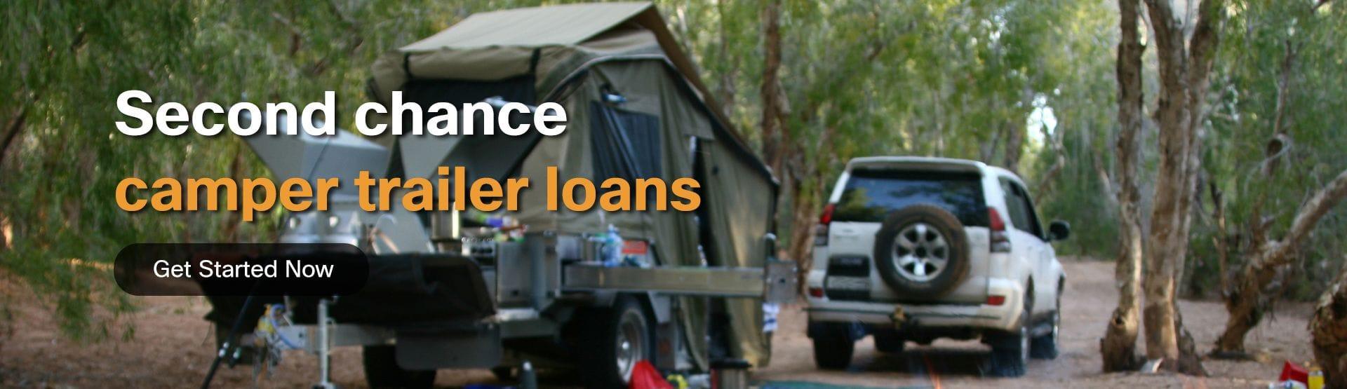 camper trailer loans