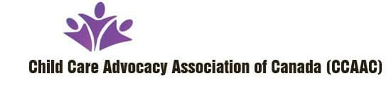 Child Care Advocacy Association of Canada Logo