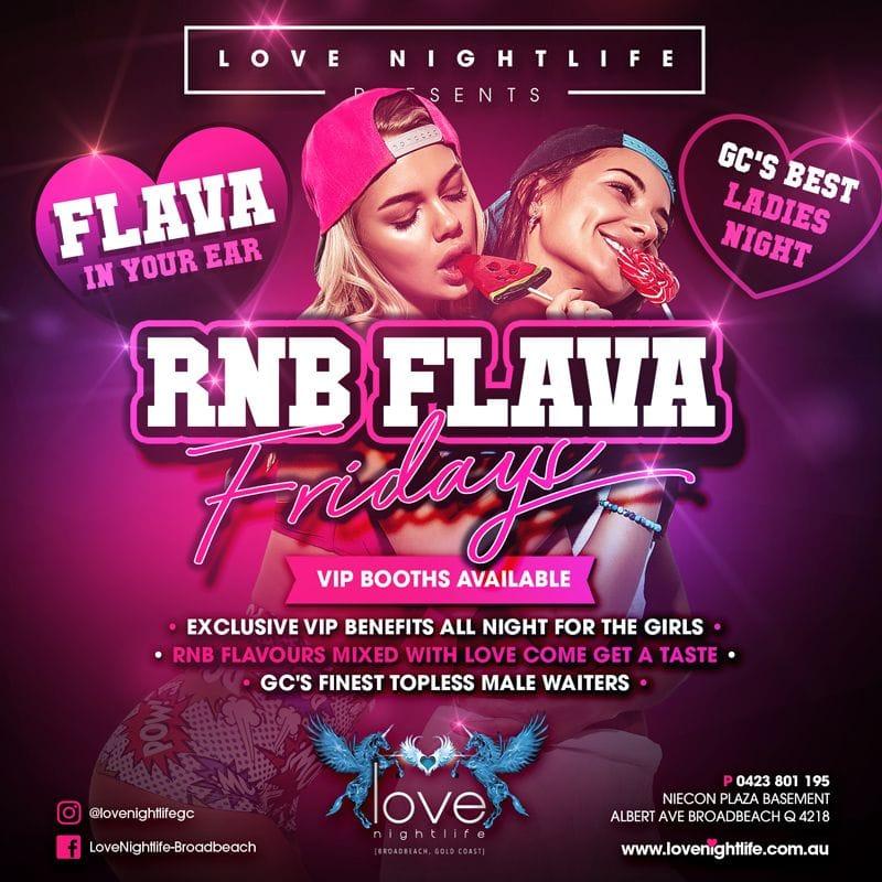 Love Nightlife Nightclub   Broadbeach Gold Coast   Mid Night Garden   Nightclub Event
