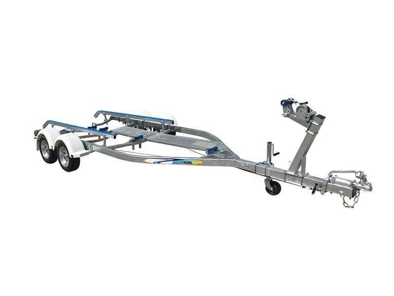 BOAT TRAILER SUIT BOAT 6.0M - 6.6M