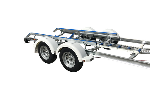 CBT55M14 C-CHANNEL TANDEM AXLE