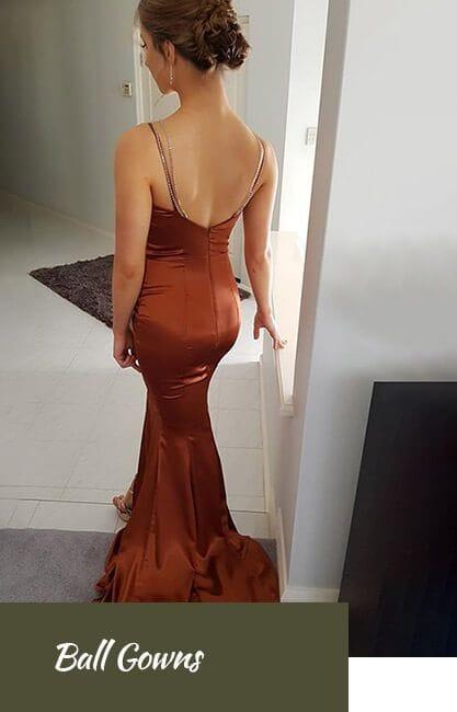 Ball Gown Designs Perth