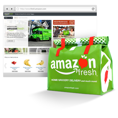 Amazon in Talks with Australian Grocery Suppliers For Launch Of Amazon fresh