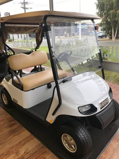 EZGO TXT Freedom Golf Car | golf car world | perth | western australia