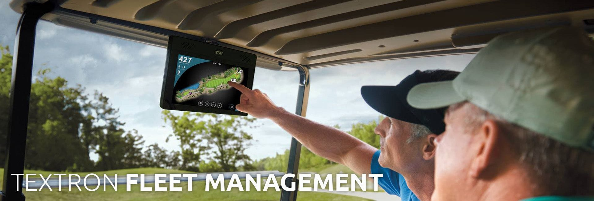 New GPS for Vehicles | Golf Car World