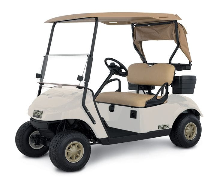 Augusta Golf & Utility Cars ELiTE TXT Fleet
