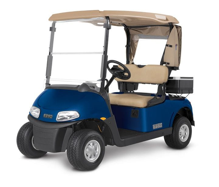 Augusta Golf & Utility Cars ELiTE Freedom RXV