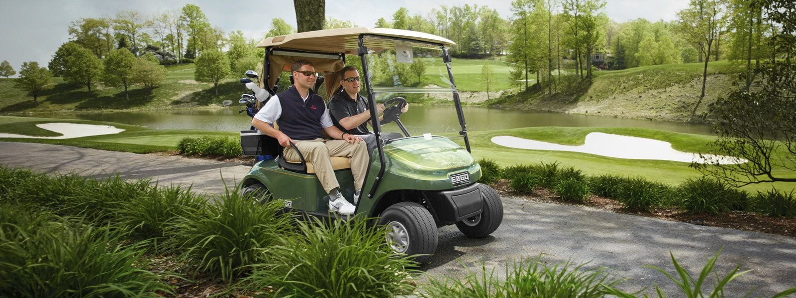 Golf Car World | E-Z-GO Golf Cars | Perth