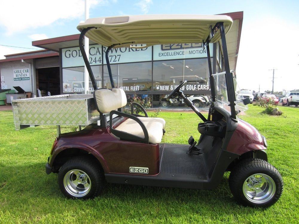 E-Z-GO RXV (48v AC) Golf Car Utility