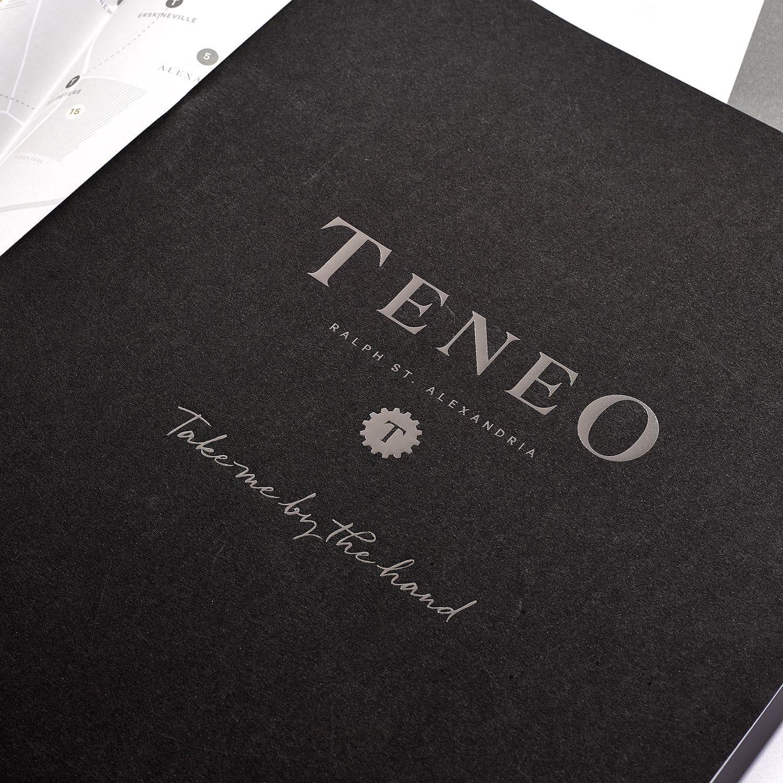 Teneo Book Printing | Digitalpress Printing Sydney