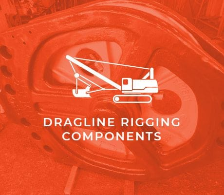 DRAGLINE RIGGING COMPONENTS