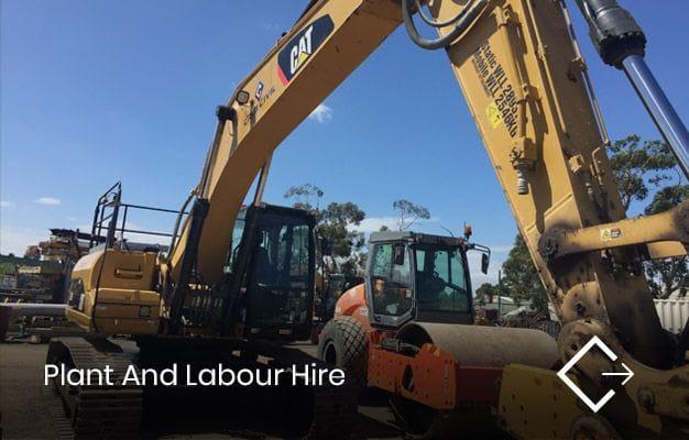 Plant And Labour Hire | Crib Civil
