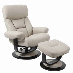 Norway Premium Relax Chair and Ottoman