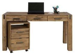 Sterling Desk and Pedestal Drawers