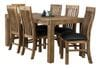Sterling 7 Piece Rectangle Dining Suite Thumbnail Main