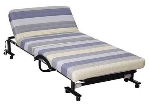 Felix Folding Bed with Mattress Main