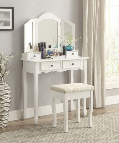 Diamond Dresser with Stool Main