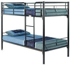 Houston Single/Single Bunk Bed