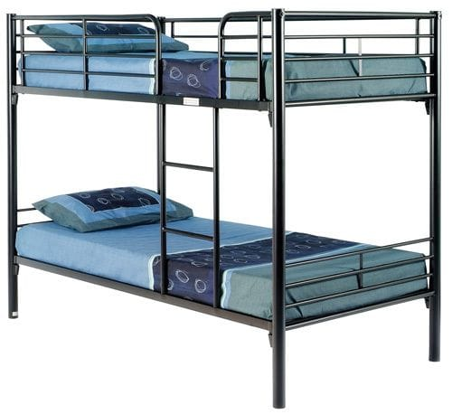 Houston Single/Single Bunk Bed Main