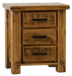 Woolshed Bedside Table
