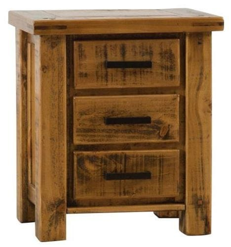 Woolshed Bedside Table Main
