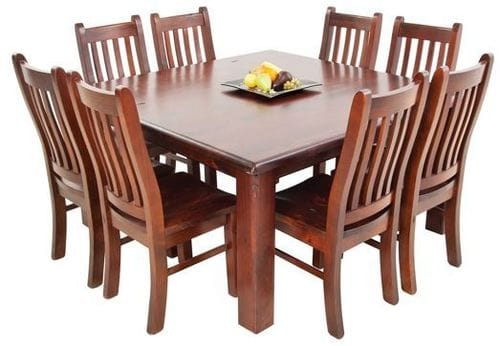 Fitzroy 9pc Square Dining Suite Main