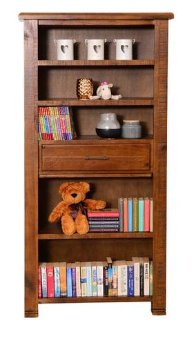 Mojo Bookcase Main