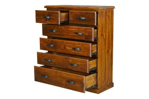 Drover 6 Drawer Tallboy Related