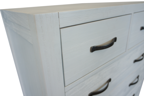 French Coast 6 Drawer Tallboy Related