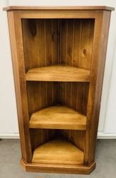 Wot Not Corner Bookcase 900mm High