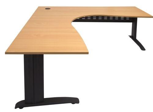 Rapid Span Corner Desk 1500/1500mm (Beech) Main