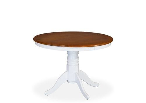 Crossback Fixed Dining Table Main