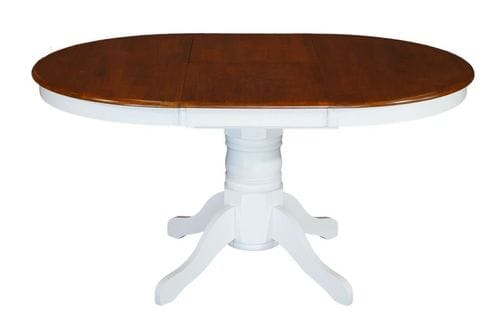 Crossback Extension Dining Table Main