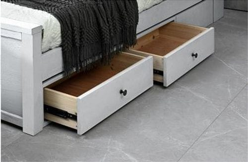 Single Zac Bed With Drawers Related