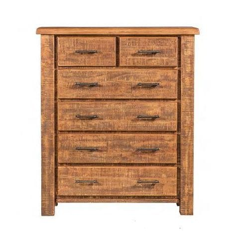 Flinders 6 Drawer Tallboy Main