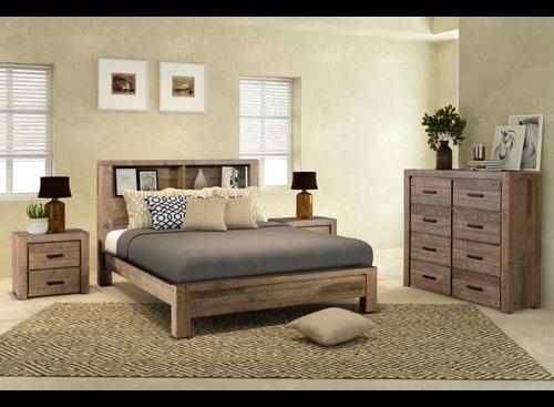 Queen Cassie 4 Piece Bedroom Suite Main