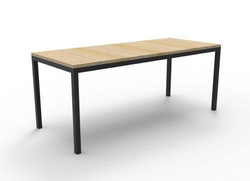 Steel Frame Table 1800x750 Main