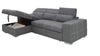Francis Lounge with Sofa Bed & Storage Chaise Thumbnail Related