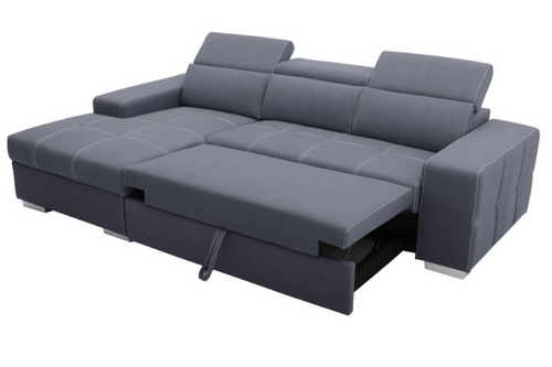 Francis Lounge with Sofa Bed & Storage Chaise Related