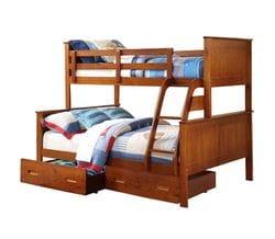 Jordan Single/Double Bunk Bed
