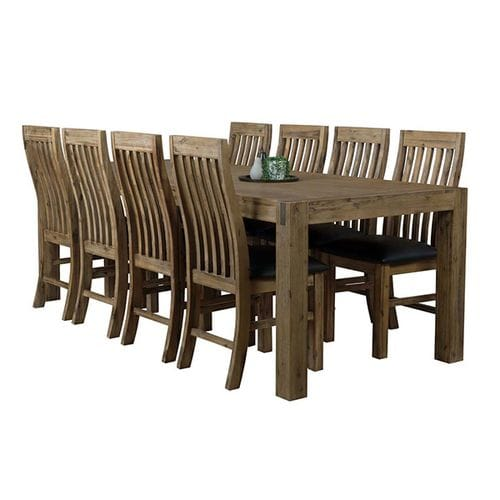 Sterling 9pc Dining Suite Main