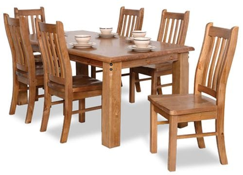 Webster 7 Piece Dining Suite Main