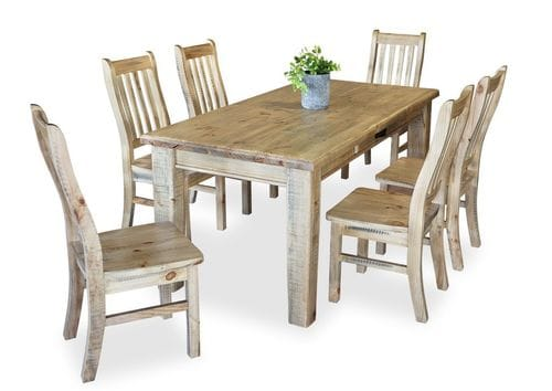 Outback 7 Piece Dining Suite Main