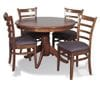Mustang 5pc Dining Suite Thumbnail Main