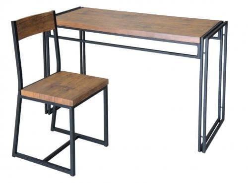 Ironstone Small Desk & Chair Main