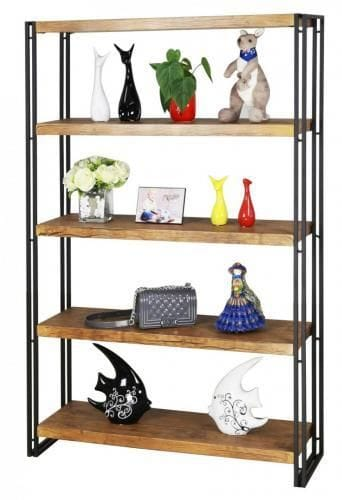 Ironstone Large Bookcase Main