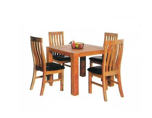 Cassie Dining Table 1000mm Main